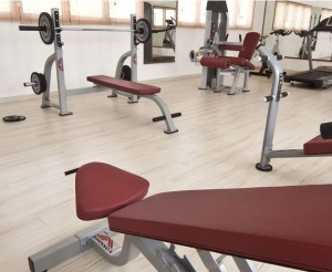 Galu Beach Holiday Homes Sale, Gym of Galu Beach Holiday homes