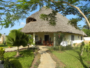 Beautiful Diani Beach Cottage for Sale, Beautiful Cottages in Diani Beach for Sale in gated community