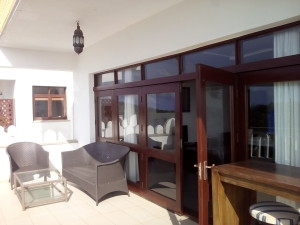 Oceanfront Penthouse for sale in Galu Beach