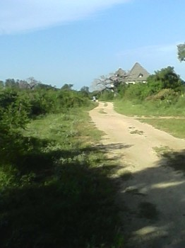Plots for sale in Diani Complex