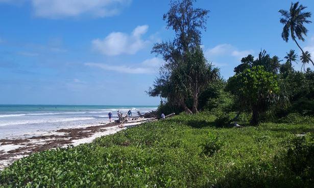 Galu Beach property for sale