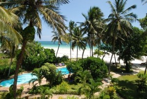 Oceanfront House for Sale in Galu Beach
