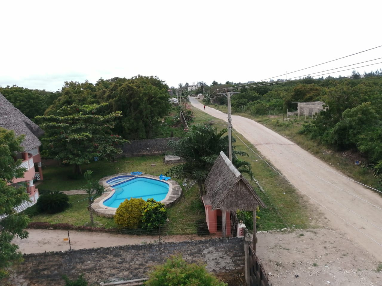 House to let in Diani with SQ
