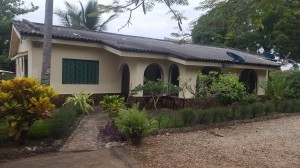 House for rent in Diani near Ukunda