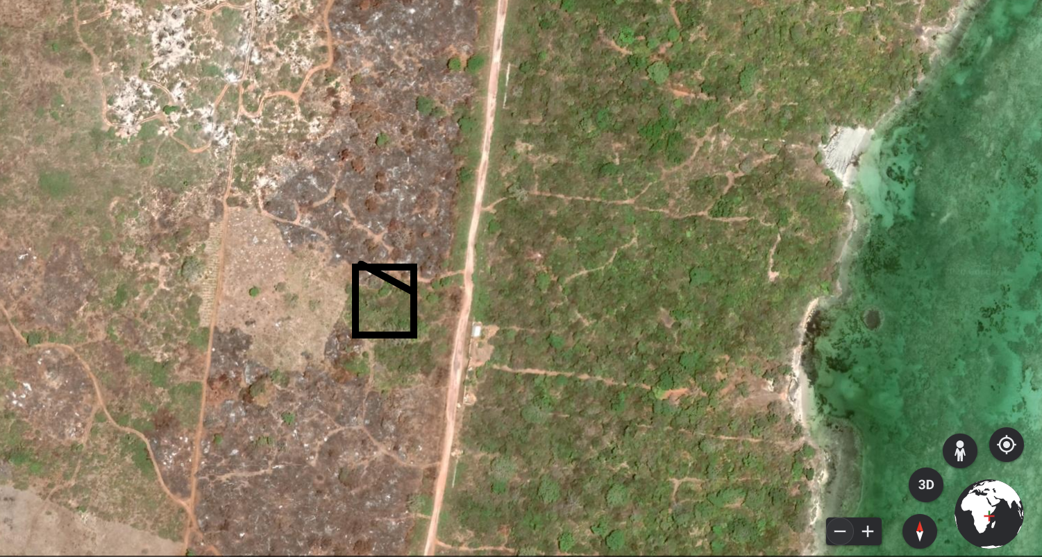 2 Acres Land for sale in Ramisi Kinondo